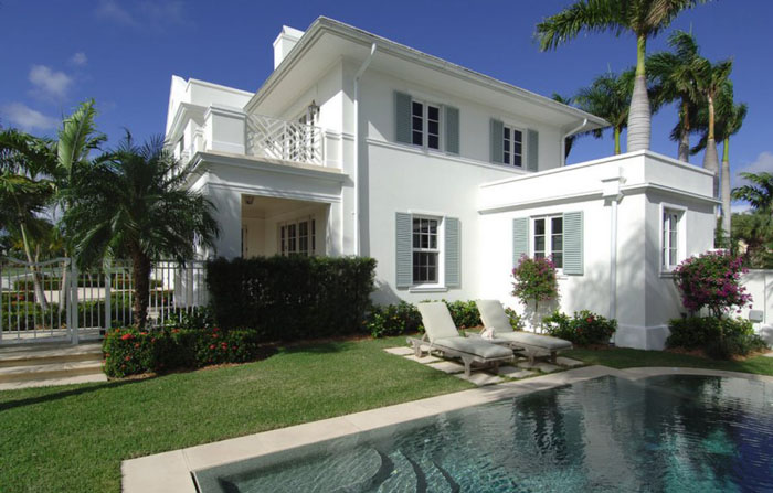 Дом от от  John McDonald Company
