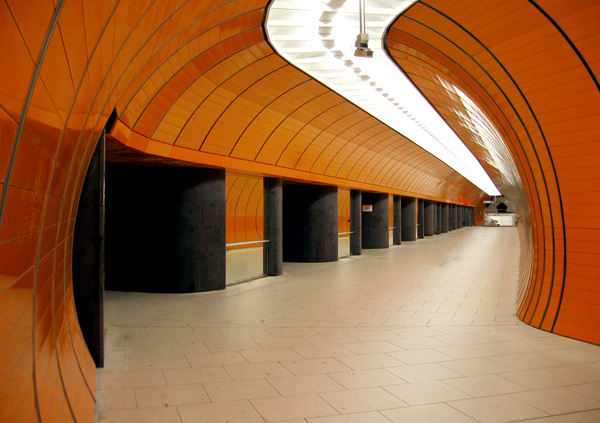 Станция Marienplatz (Мюнхен, Германия)