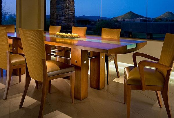 Идеальный обеденный стол