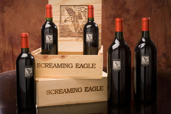 Каберне Совиньон Screaming Eagle