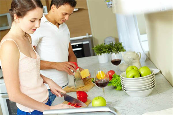 Разделите домашние обязанности