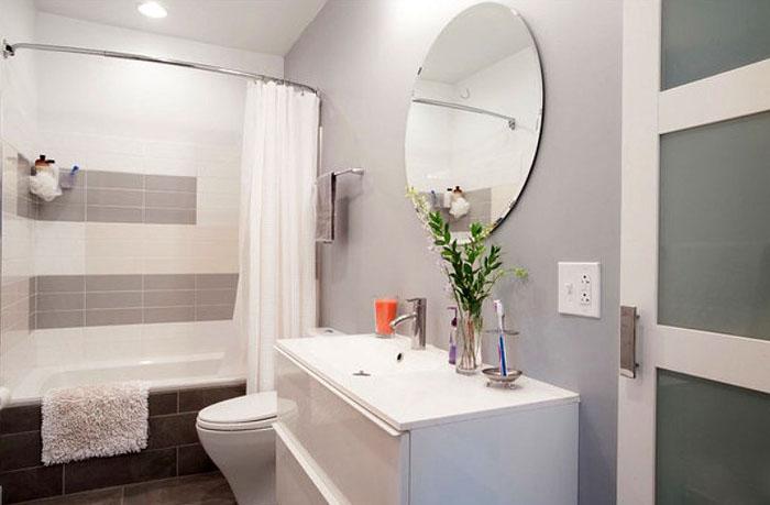 Обновляем все важные элементы в ванной
