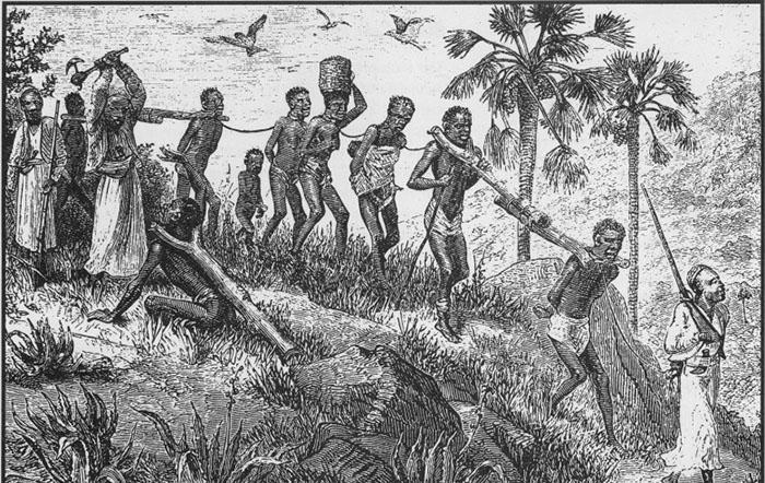 Рабство было отменено совсем недавно