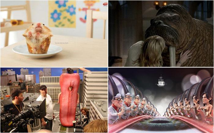 10 самых странных рекламных роликов