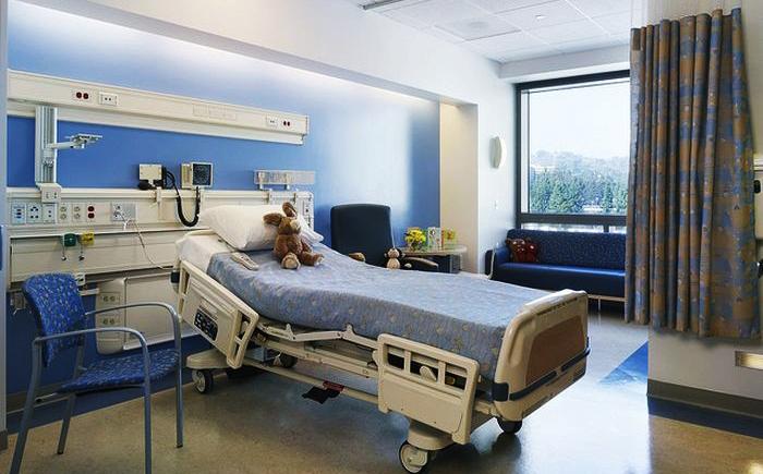 Медицинский центр Рональда Рейгана, Лос-Анджелес