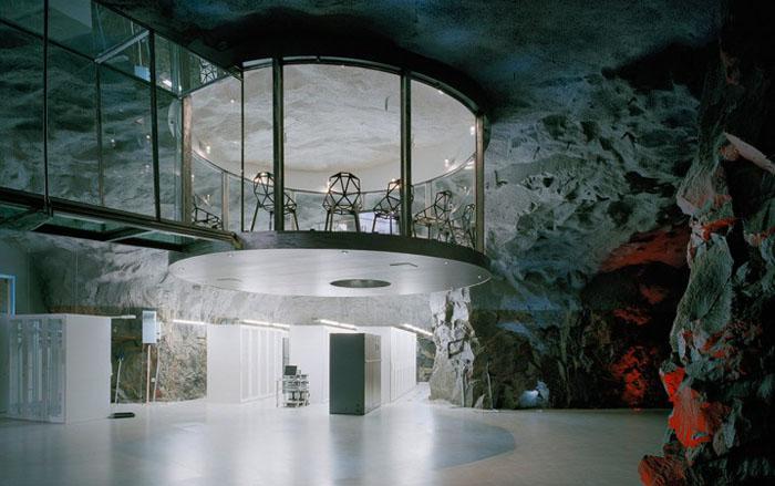 Офис White Mountain, Швеция