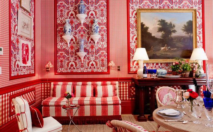 12 невероятно красивых и модных интерьеров с последней выставки дизайнерского искусства в Нью-Йорке