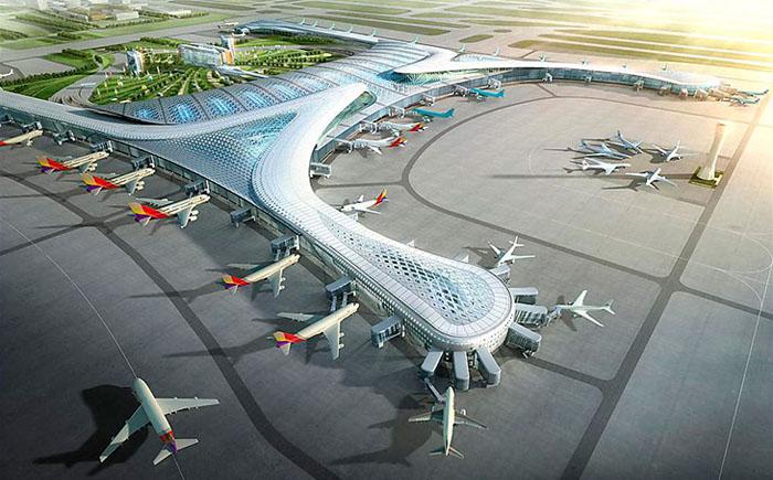 10 потрясающих аэропортов, признанных лучшими в мире в 2014 году