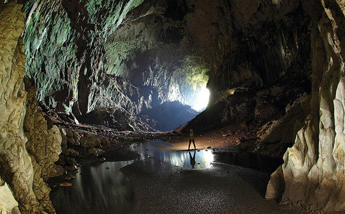 Оленья пещера, Борнео, Малайзия