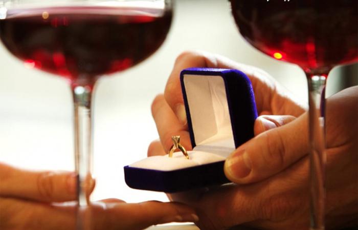 Не спешите со свадьбой