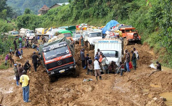 10 стран с самыми смертельно опасными дорогами