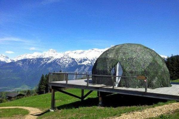 Курорт Вайт Под, Швейцарские Альпы