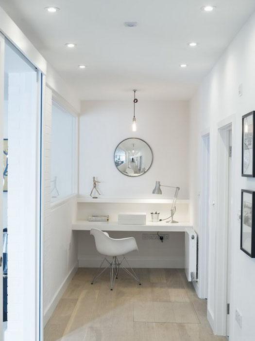 Интерьер домашнего офиса от Cathnor Kitchen