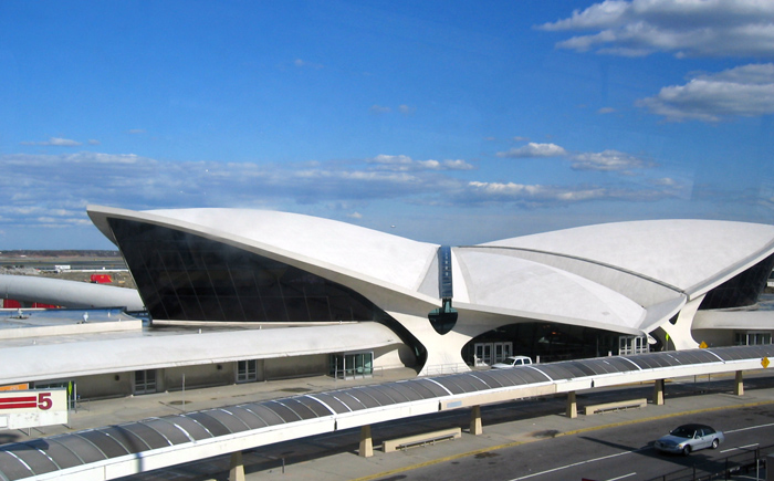 Терминал аэропорта Кеннеди