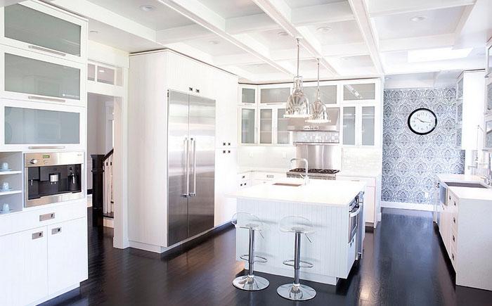Стильная кухня от 360 design studio