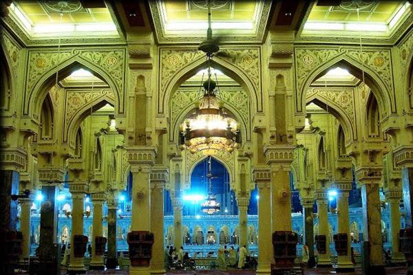 Мечеть аль-Харам, Мекка (Саудовская Аравия)
