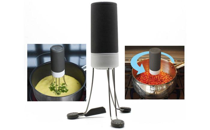 Автоматическая мешалка для соуса