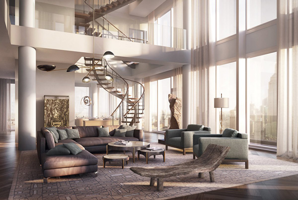One Madison Penthouse, Манхеттен