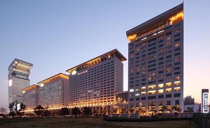 Отель Пангу Плаза (Морган Плаза), Пекин