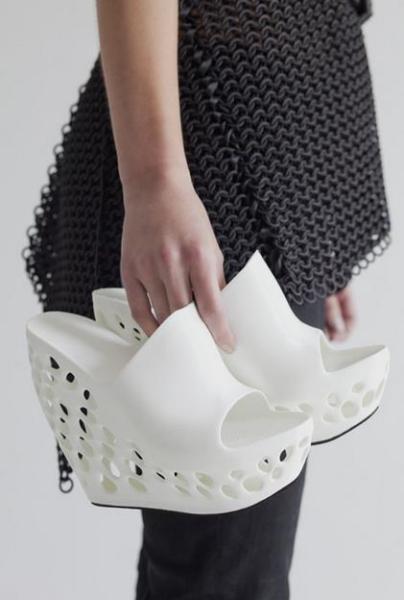 Оригинальный македонский стиль 3D туфель