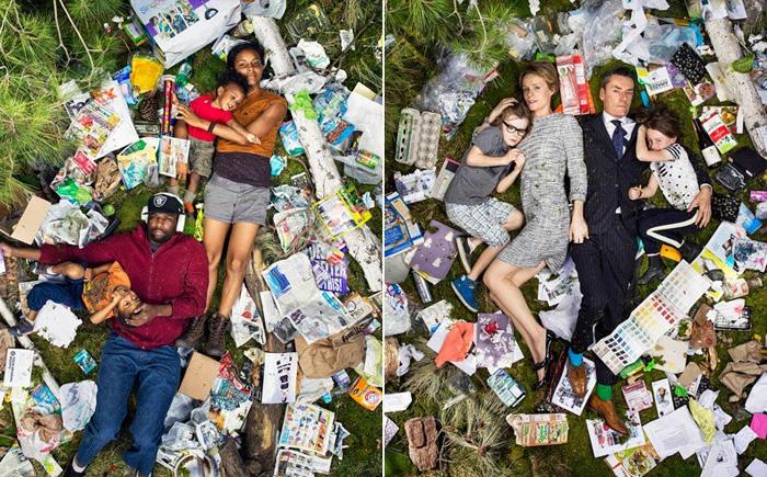 «7 дней мусора» - одновременно удивительный и ужасный проект Грэга Сигала