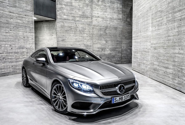 Mercedes-Benz S63 AMG 4 MATIC Coupe