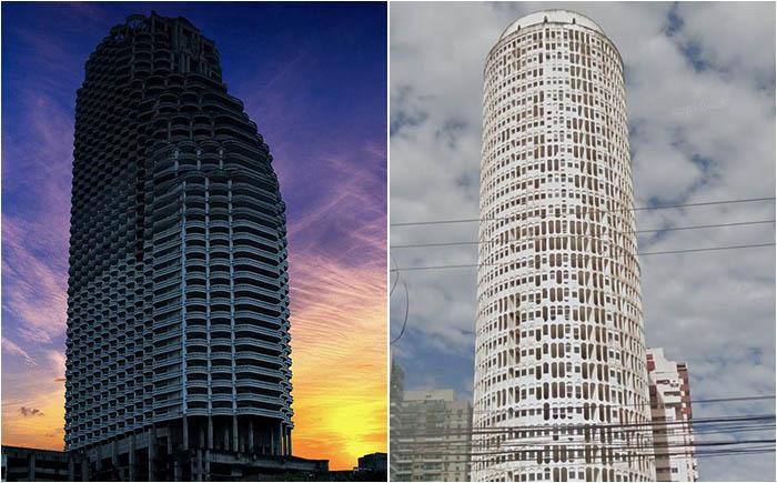 10 заброшенных небоскребов и башен в мире для любителей экстрима