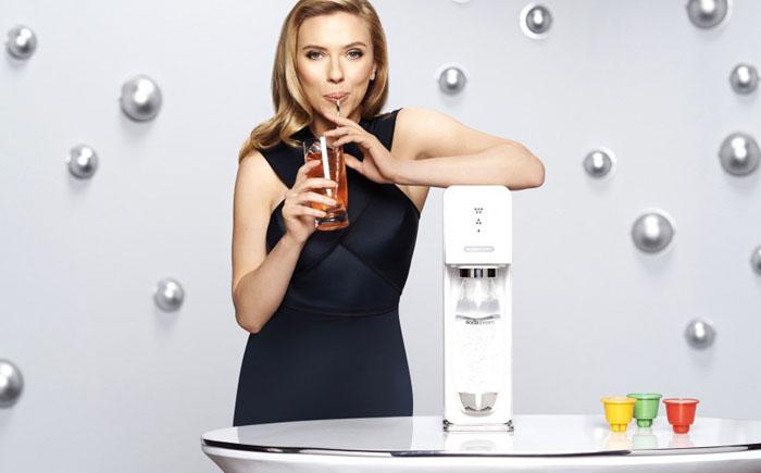 Реклама SodaStream