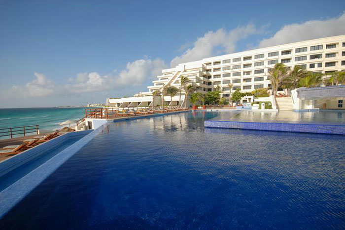 Курорт Grand Oasis Sens, Канкун