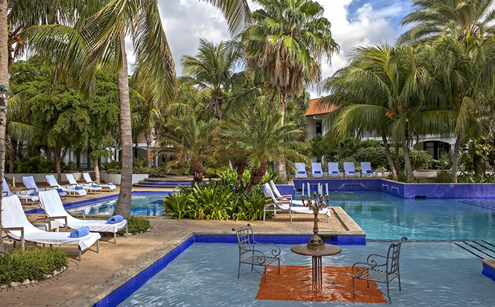 Курорт Floris Suite Hotel&Spa, Кюрасао
