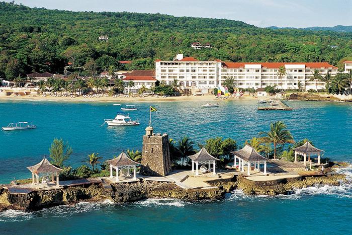 Остров Couples Tower, Ямайка