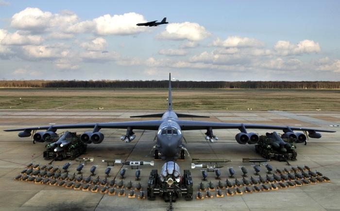 Boeng B-52 Stratofortress