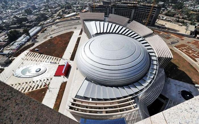 Конференц-центр Африканского союза – Аддис-Абеба, Эфиопия