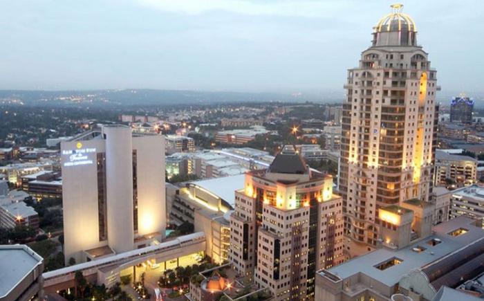 Michelangelo Towers – Йоханнесбург, ЮАР