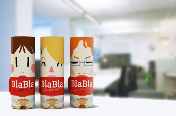 Печенье Bla-bla
