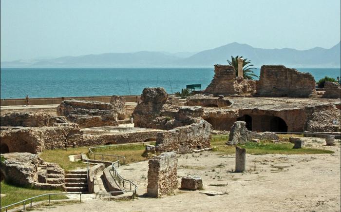 Карфаген (Тунис)
