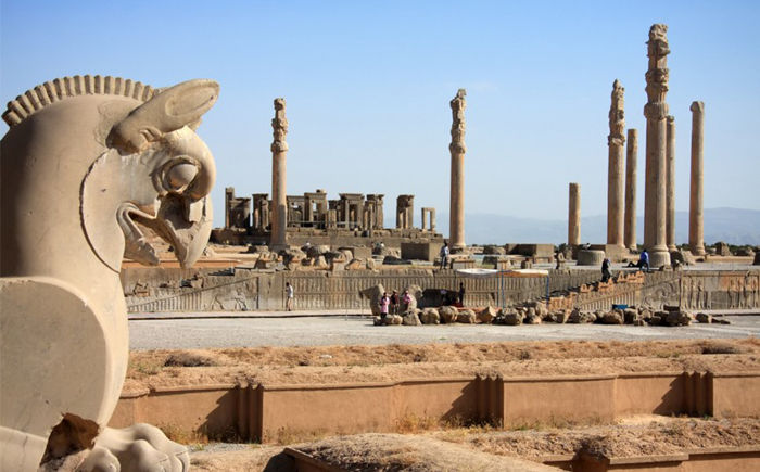 Персеполь (Иран)