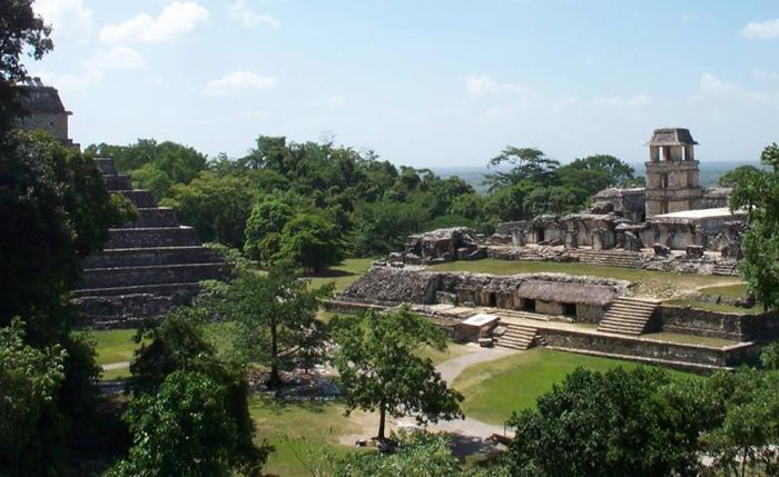 Паленке (Мексика)