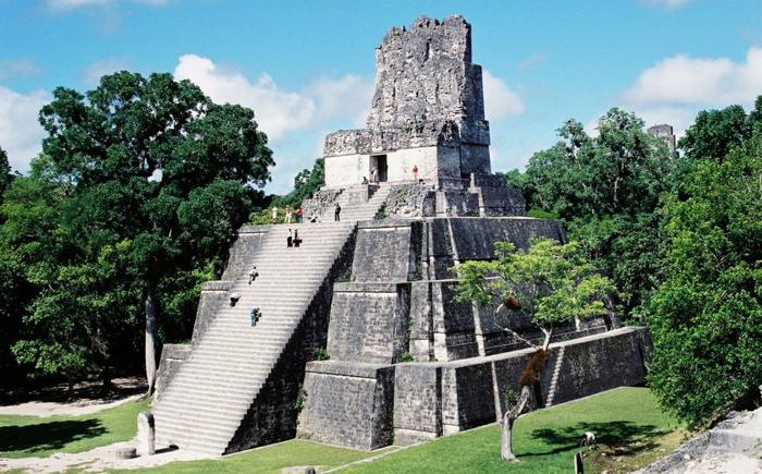Тикаль (Гватемала)