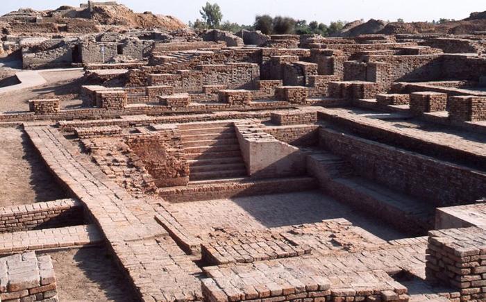 Мохенджо-Даро (Пакистан)