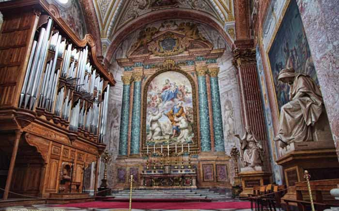 Базилика святой Марии Маджоре