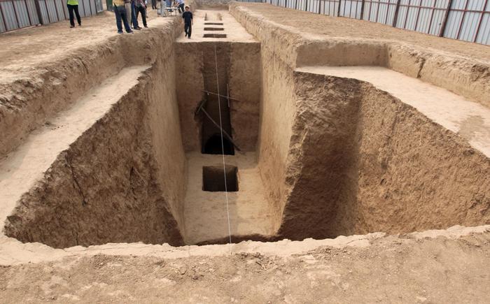 Гробница Шангуань Ваньэр