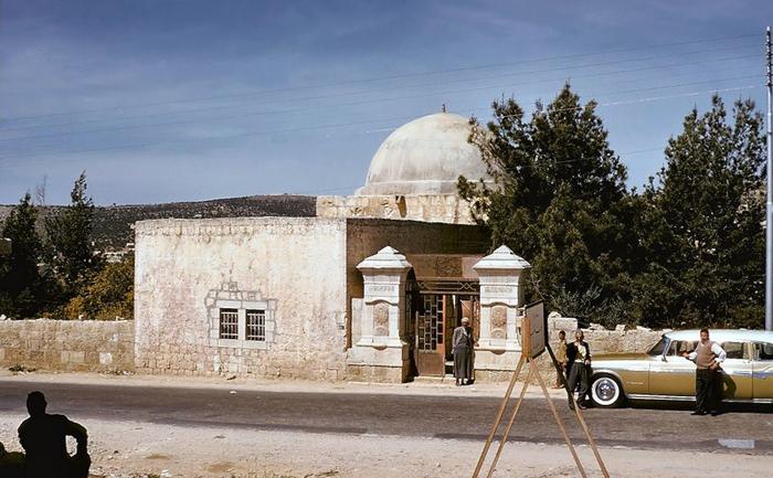 Гробница Рахели