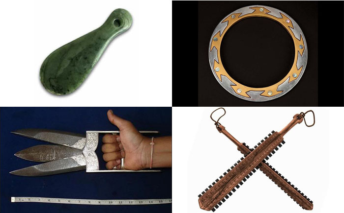 древние оружия фото