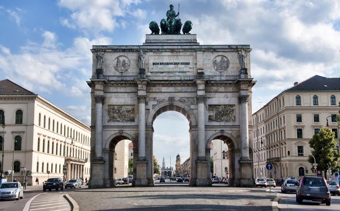 Триумфальная арка Зигестор