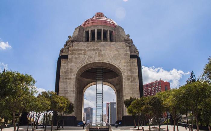 Памятник революции