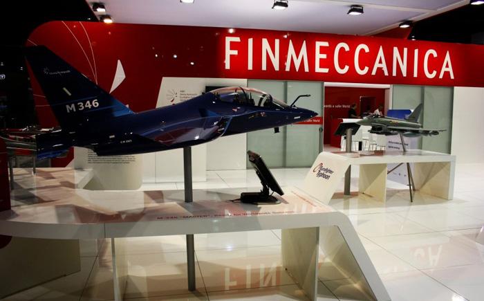 Компанія Finmeccanica, Італія