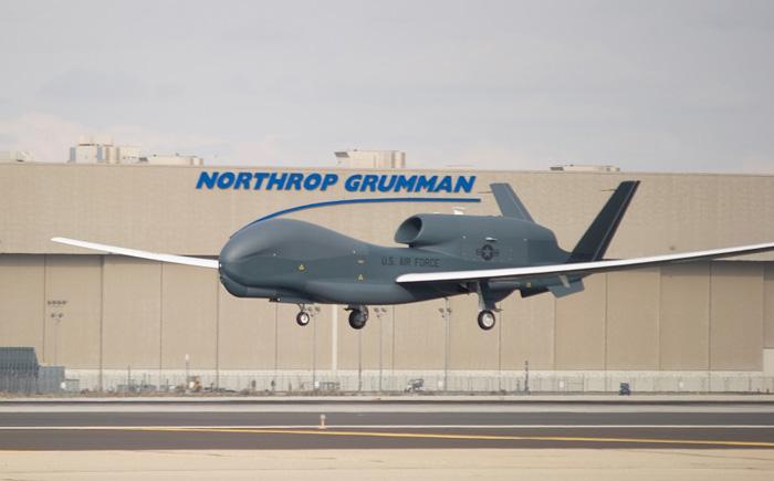 Компанія Northrop Grumman, США