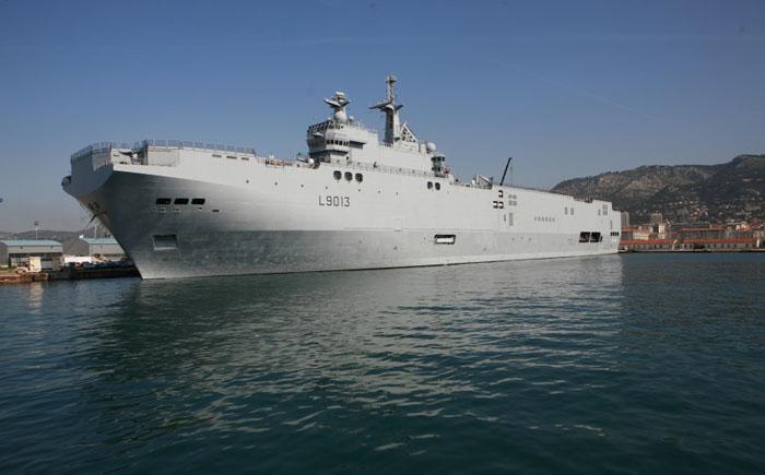 Об'єднана суднобудівна компанія, Росія