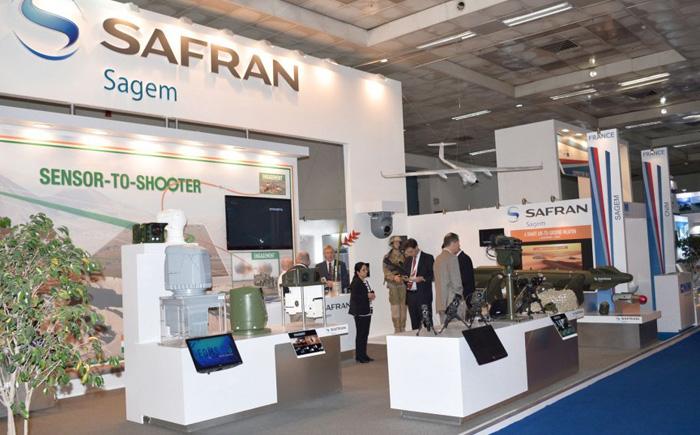 Компания Safran, Франция